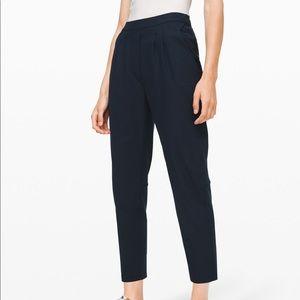 Lululemon Essential High-Rise Trouser Pant